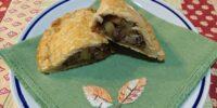 Cornish Pasty con carne e Stilton